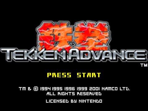 Tekken Advance Tumblr