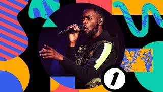 Dave - Funky Friday (Radio 1's Big Weekend 2019)   FLASHING IMAGES