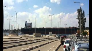 Suez Canal new: the hustle infectious tiger 6 because of the new channel