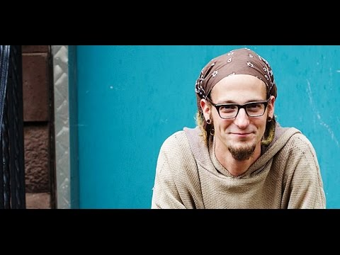 Shane Claiborne speaks @ Saint Mary