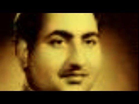 Mohammad Rafi & Zhilla- Farsi/Dari Song - Ay Taza Gul