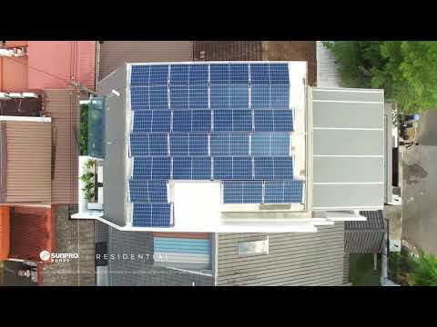 Making Full Use of Available Roof Space | Home Solar Solutions – SunPro Energies