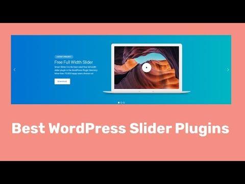 Best WordPress Slider Responsive Plugin Free ( Free slider Plugins)