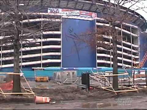 Bye Bye Shea Stadium