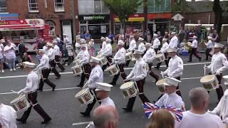 Shankill Protestant Boys (1) @ The Twelfth, Belfast 2018