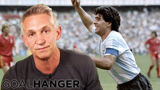 Gary Lineker discusses Diego Maradona and the 1986 World Cup | Goalhanger