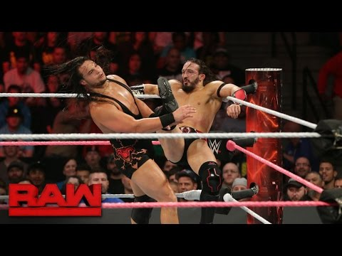 Neville vs. Bo Dallas: Raw, Oct. 17, 2016