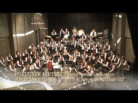 20141208  - 01 KRÄFTEREICH - TMK St.Georgen/Klaus - Konzertmusikbewertung 2014 - Stufe D