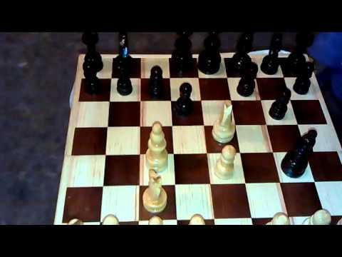 SENCILLO AJEDREZ: Trampa del ambicioso explicada (mate en 7 movimientos).