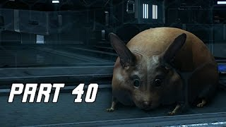 Mass Effect Andromeda Walkthrough Part 40 - SPACE HAMSTER! (PC Ultra Let's Play Commentary)