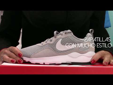 Año Implacable Explosivos  NIKE LD RUNNER GRISES MUJER | Comprar Nike Valencia 2018 - YouTube