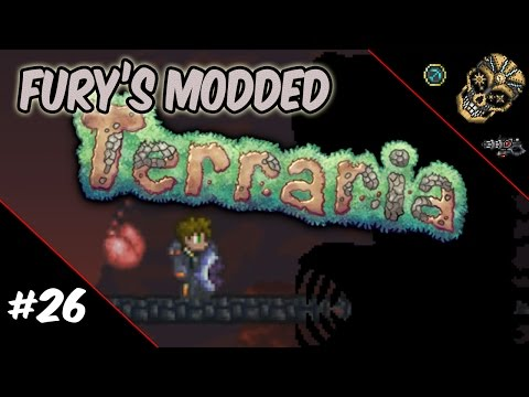 Fury's Modded Terraria | Episode 26: Spirits of Light and Dark