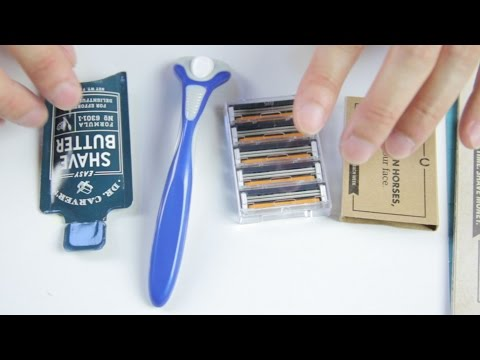 Dollar Shave Club $3 Box Unboxing and Company Analysis | BeatTheBush