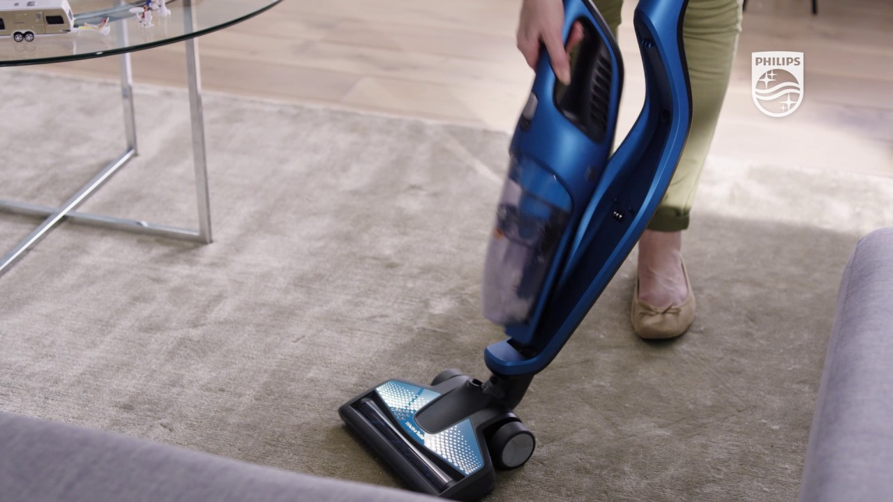 ee92a3d141a Uus Philips PowerPro Aqua kolm-ühes varstolmuimeja - YouTube