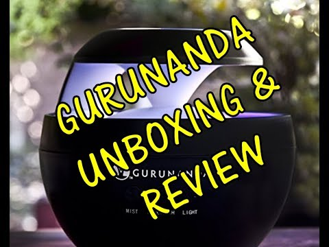 the-gurunanda-spa-complete-unboxing-&-review-(bluetooth,-led,-essential-oil-difuser)
