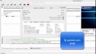 BrownStarSunucum / Teamspeak 3 Saldırıları - Rest / Spoof Attack Ts3 / Linux Saldırısı