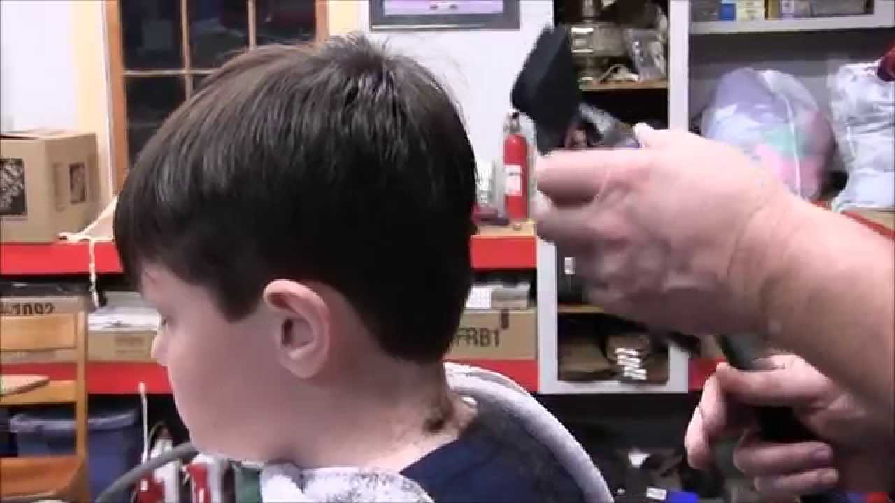 How to: Cutting a Little Boys Hair Made EASY