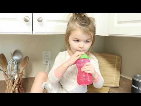 WE GOT THE STOMACH FLU | DAY IN THE LIFE WITH A TODDLER AND BABY | Tara Henderson