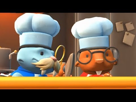 Running a Restaurant that doesn't destroy reality in Overcooked 2