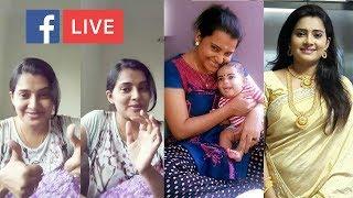Vijay Tv Office Serial Actress Shruthi Raj First Facebook Live | Latest Video |