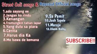 PAPUAN LYRICS( STREET COLI & RAPSOUL OFFICIAL SONGS)