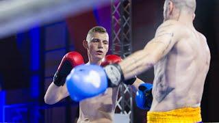Ernest Stachurski (Wataha Biała Podlaska) - Filip Falkowski (Siexa Boxing Team)
