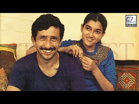 Naseeruddin Shah's First Wife Was 15 Years Older To Him