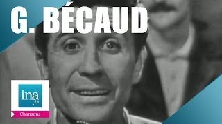 "Gilbert Becaud ""Nathalie"" (live officiel) 