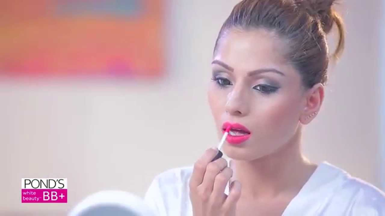 Glamour In Disguise - Pond\'s BB Cream Makeup Tutorial - YouTube