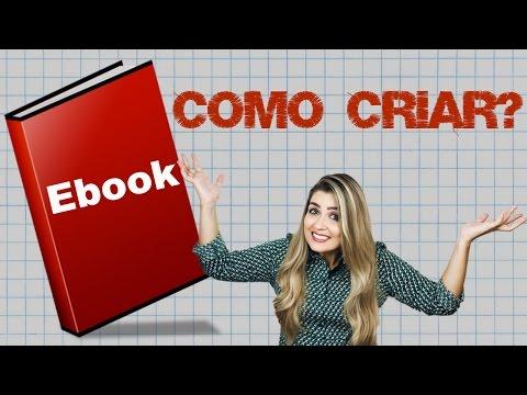 Passo a Passo de Como Criar um Ebook (SUPER FÁCIL) - Karyne Otto