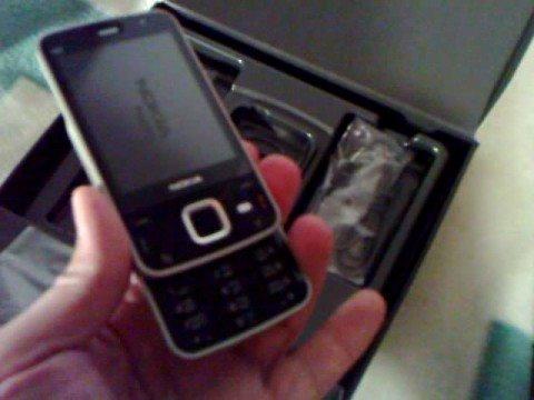 Nokia N96 Greek product code