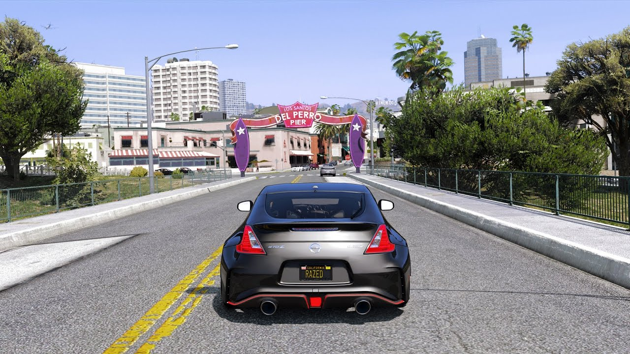 NaturalVision 2.0 Photorealistic GTA 5 (4K Graphics ...