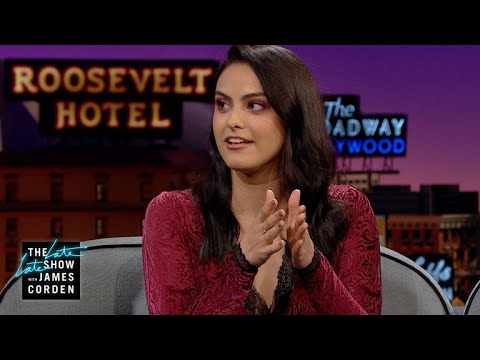 Camila Mendes Has Twitter Problems