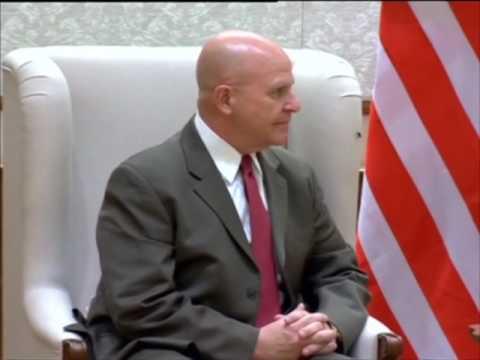 Senior Trump aide McMaster meets Indian PM Modi in New Delhi