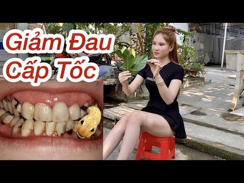 Cách Làm Hết Đau Răng,Nhức Răng Cấp Tốc Rất Hay Không Cần Dùng Thuốc
