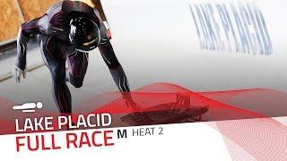 Lake Placid | BMW IBSF World Cup 2019/2020 - Men's Skeleton Heat 2 | IBSF Official