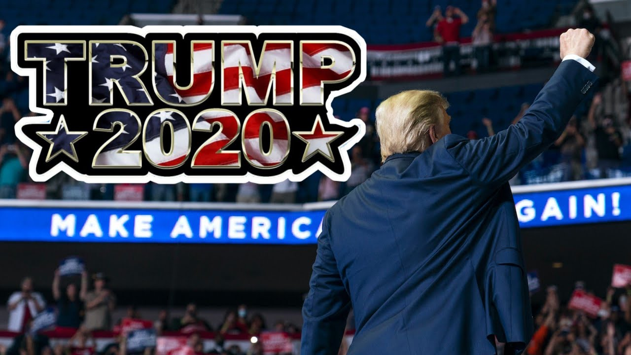 🇺🇸 #Trump2020 - Starts Right Here, Right Now - #TFNOriginal