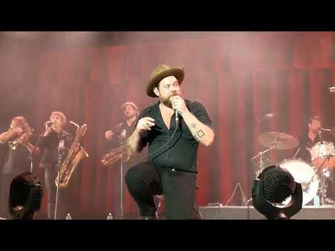 Nathaniel Rateliff & the Night Sweats S.O.B. Aragon Chicago 11/29/18