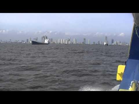 Manila Bay from Cruse Ship