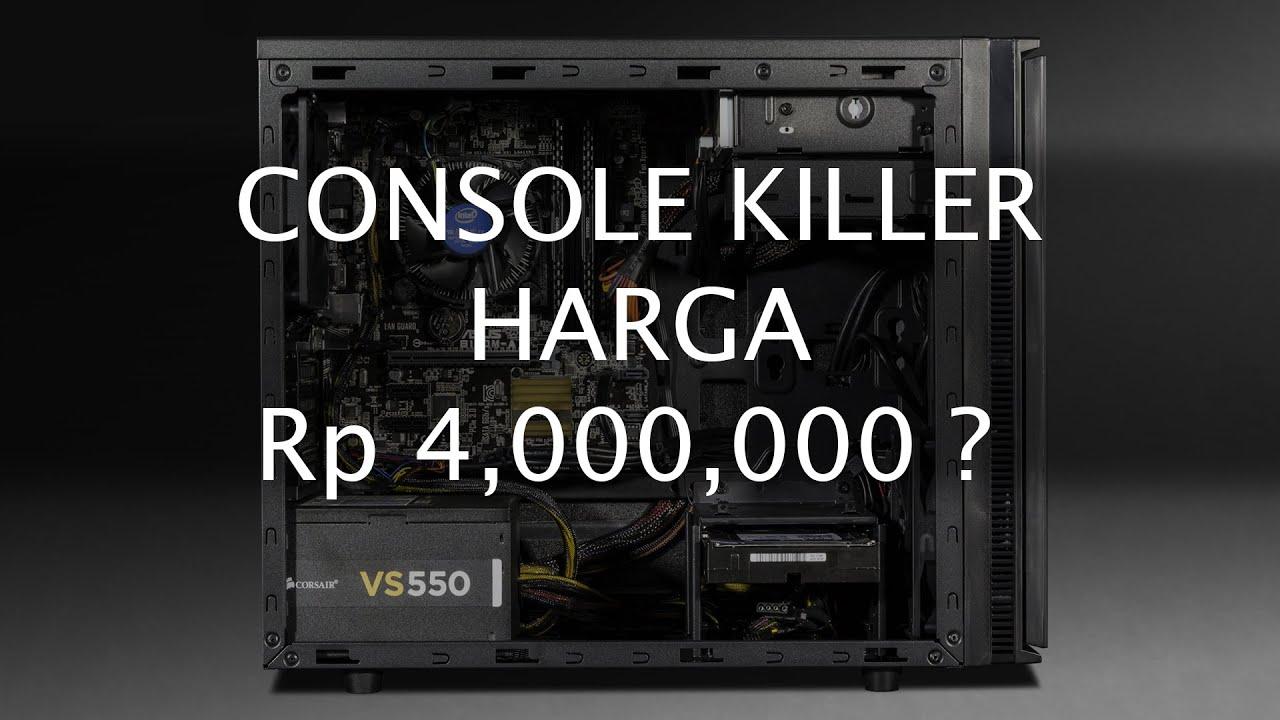 Rakit Pc 4 Juta Ngalahin Console Lazy Build Corsair Ddr4 Vengeance Led Pc25600 16gb 2x8gb Cmu16gx4m2c3200c16r Red