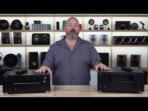 Onkyo RZ Series home theater receivers | Crutchfield video