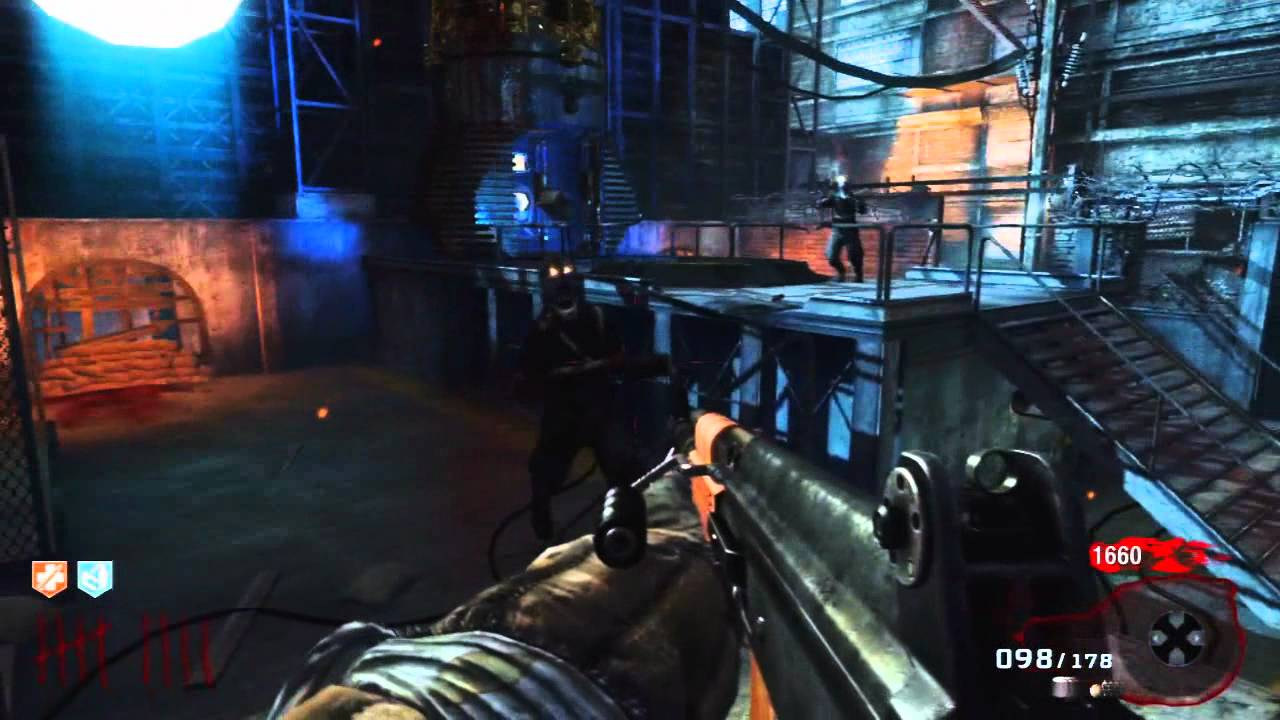 Der Riese Map Black Ops : Rezurrection Map Pack Preview : Der Riese   YouTube