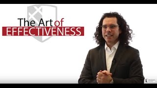 Good Enough Never Is - The Art Of Effectiveness