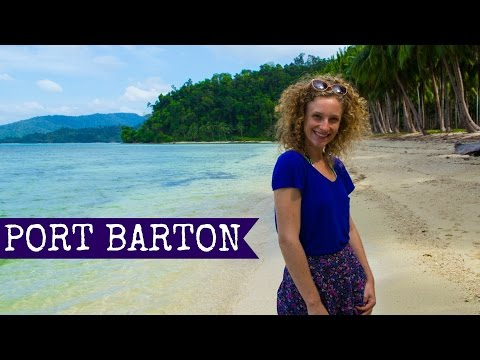 Port Barton, Palawan, Philippines 2015 - FULL HD