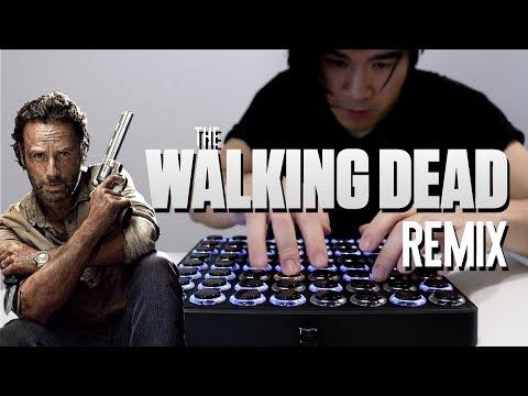 THE WALKING DEAD REMIX | Leslie Wai