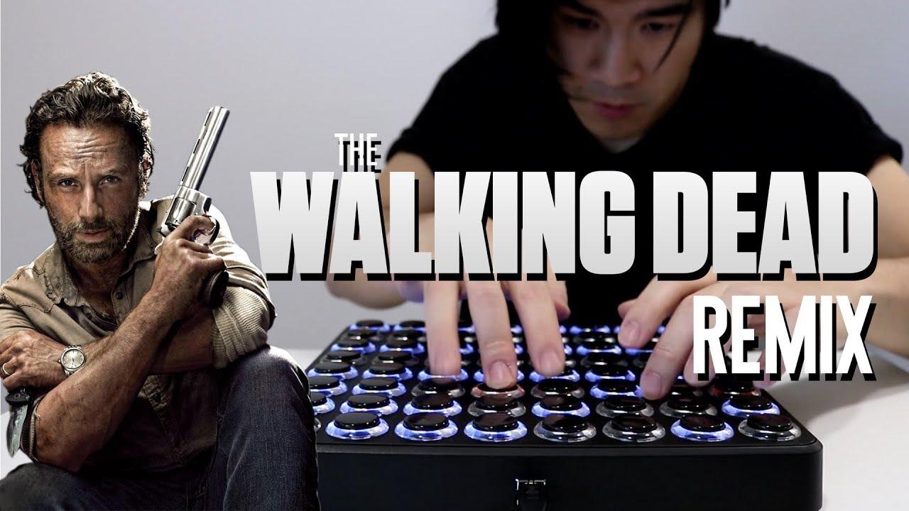 The Walking Dead Remix Leslie Wai Youtube