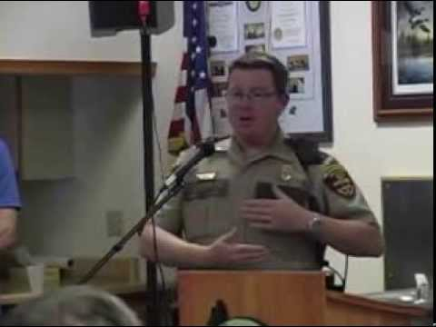 MN DNR discusses 2013 Whitefish Chain zebra mussel invasion