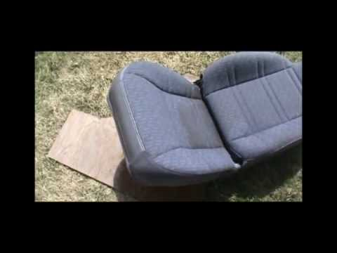 how to clean dirty car seats for cheap youtube. Black Bedroom Furniture Sets. Home Design Ideas