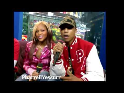N.E.R.D. & Eve - MTV TRL (2004)