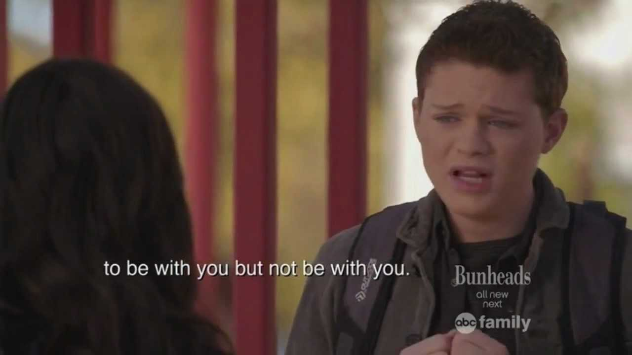 Switched At Birth Bay And Emmett Arent Together 2x03 Youtube